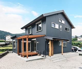東栄町 U様邸 新築工事